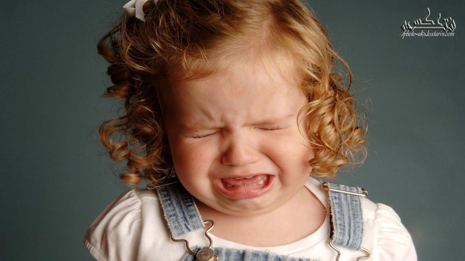 Image result for دختر گریه